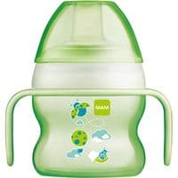 Mam Starter Cup & 0+m Soother - 2 Colours